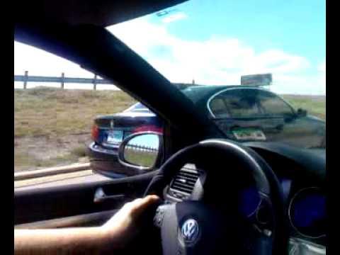 E90 330i vs MKV GTI