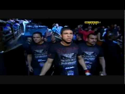 Craziest Diego Sanchez Entrance Image 1