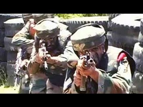 Watan Ke Rakhwale: Training at the Counter Insurgency Jungle...