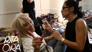 RITA ORA | X Factor First Live Show (Part 1) [Dressing Room Diaries]