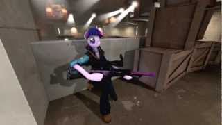 [SFM] Twilight Sparkle Sniper Animation Update