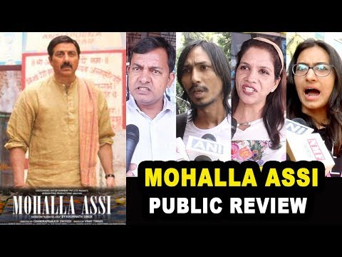 Mohalla Assi Movie Hit or Flop Review- Sunny Deol, Sakshi Tanwar thumbnail