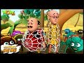 Motu Patlu Cartoons In Hindi |  Animated cartoon | Makdi ka jala | Wow Kidz
