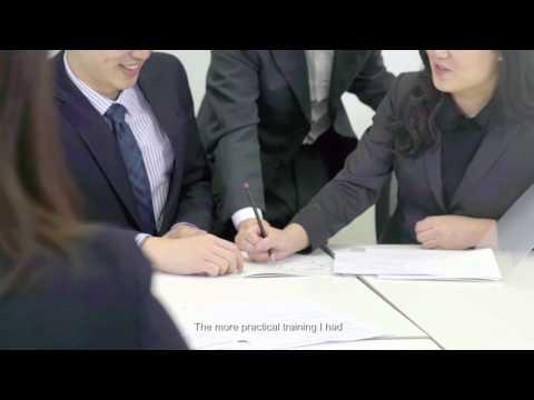 Hang Seng Bank - Recruitment Video 2016 - Simon
