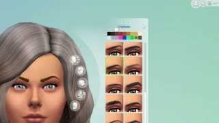 The Sims 4: Create A Sim Tutorial - CAS Rehberi