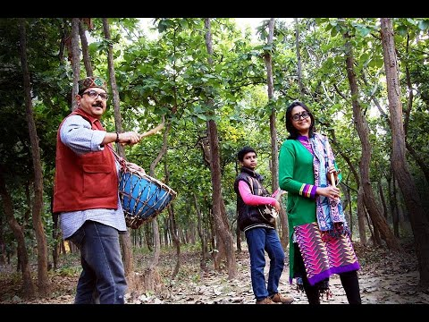 Lalgarer Lalmati Jhumur Song. Www.mahulfolk video