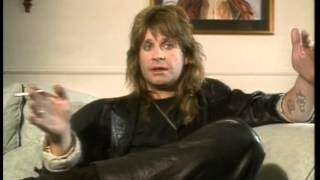 OZZY OSBOURNE - Hard 'N' Heavy Interviews