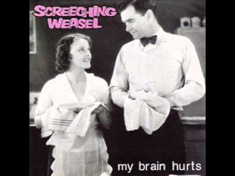 Screeching Weasel - Kamalas Too Nice
