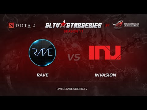 Rave vs Invasion SLTV SEA PlayOff LB Semifinals game 1