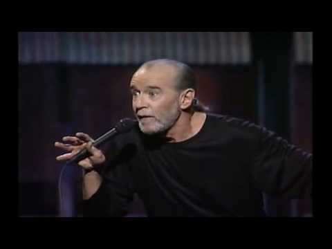 George Carlin on The Environment (HQ)
