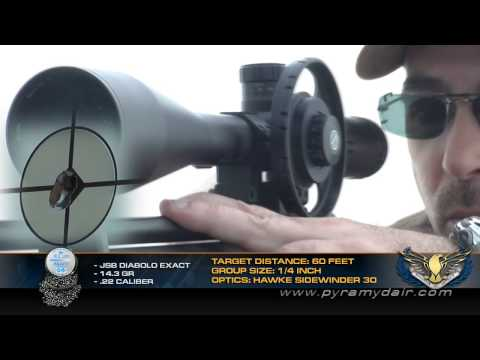 Airgun Reporter Episode 90 - Air Arms S200 Hunter