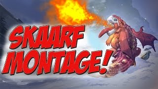 Crystal Skaarf Montage - Everything Must BURN! | Vainglory