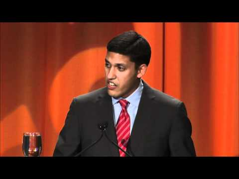 Dr. Rajiv Shah at 2011 CARE Conference (Pt. 1/5)