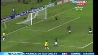 Brazil vs Ecuador, 5-0