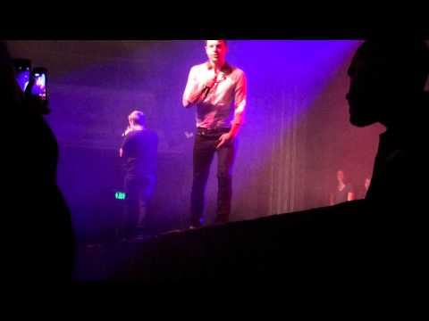 Nick & Knight in San Francisco- Paper, Drive My Car