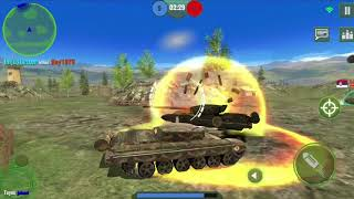 tank shooting games