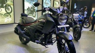 The Insane Suzuki Intruder 150cc Motorbike Review (Top Speed : 115 Km/hr)