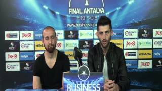 Business Cup 2016 / İSTANBUL / İSTAÇ