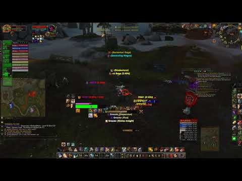 World Of Warcraft | Shot with GeForce