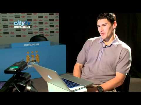 EXCLUSIVE Gareth Barry: #askgareth Man City fans put their questions to Blues star on Twitter
