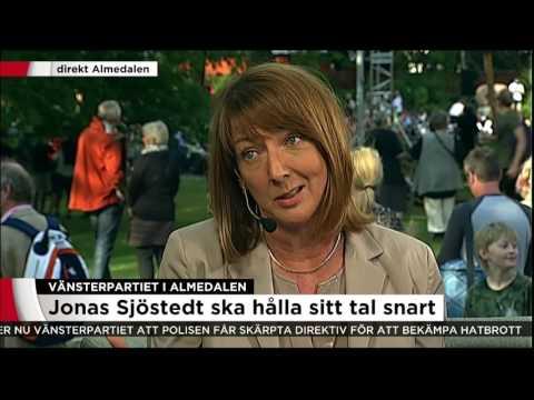 """Gissén om Löfvens frånvaro: """"Det kommer att påverka"""" - Nyheterna (TV4)"""