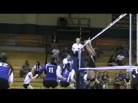 Blue Raider Rewind: Lindsey Wilson Volleyball vs. Cumberland