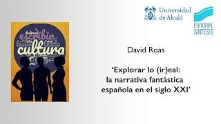 Jornadas Lengua Castellana y Literatura · David Roas