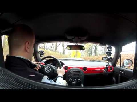 Driving Review - 2013 Mazda MX-5 PRHT Club Miata Manual - In Depth Test Drive