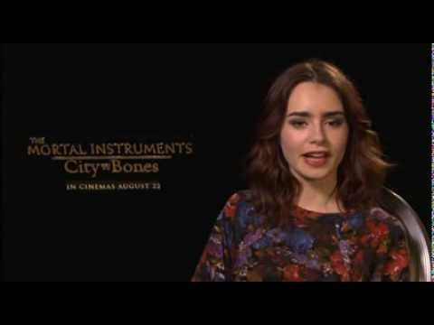 The Mortal Instruments: City Of Bones (2013) Lily Collins Clip