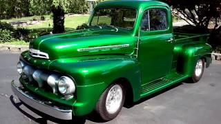 1951 F-1 Street Rod Truck