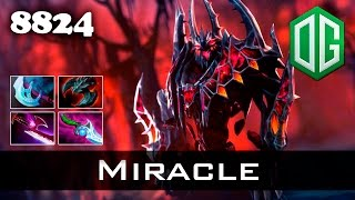 Miracle Shadow Fiend - 8824 MMR Ranked Dota 2