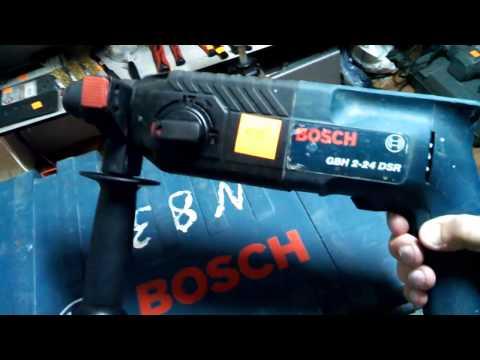 где производят перфораторы bosch