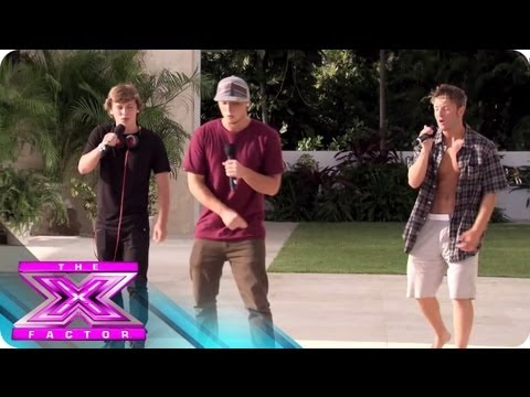 Dude, Did Emblem3 Blow It? - THE X FACTOR USA 2012