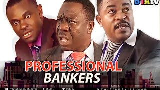 PROFESSIONAL BANKERS - NOLLYWOOD MOVIE