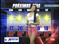 Mayte Carranco Hot Mexican  Weather Girl