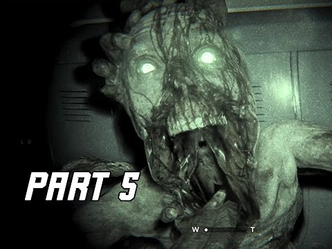 OUTLAST 2 Walkthrough Part 5 - FEAR (Let's Play Gameplay Commentary)