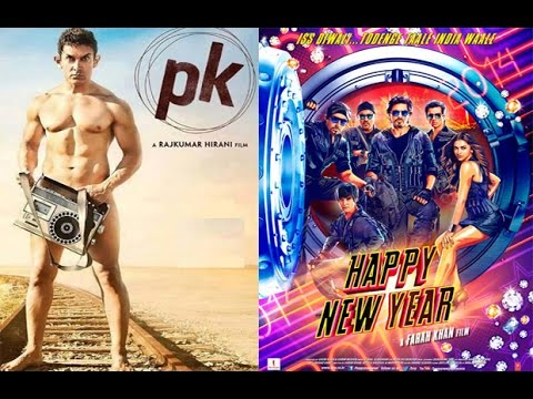 PK Movie - Theatrical Trailer to Release with Happy New Year...