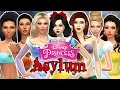 "Let's Play the Sims 4: Disney Princess Asylum Challenge Episode 1 ""Intro & Rules"""