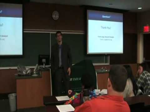 11-16-11 Federal Reserve @ HSU First Questions and Answers Session