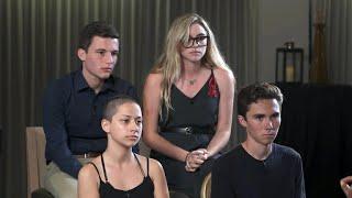 Florida school shooting survivors take movement nationwide