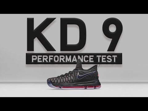 Nike KD 9 Performance Test
