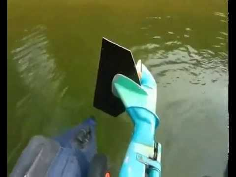гидрокрыло на лодочный мотор ветерок 8 видео