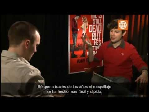 Cinescape: Mi novio es un zombie (Nicholas Hoult) - 09/02/2013