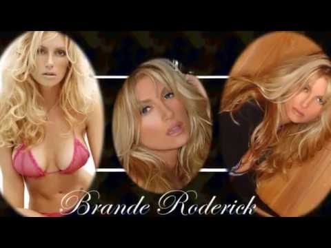Brande Roderick video slide show.    Tom Spar wlb-403//66.