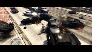GTA V Explosive Fun 2K on GTX 750 Ti