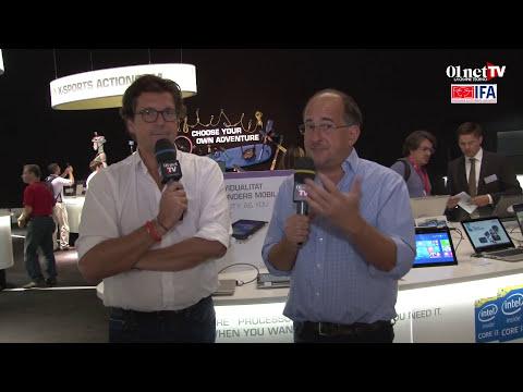 IFA 2014 : Toshiba lance un PC à 200 euros