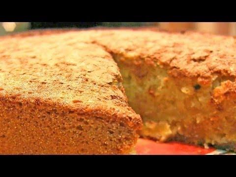 Быстрый сладкий пирог на кефире. Пирог на скорую руку . Тесто за 5 минут + выпечка!