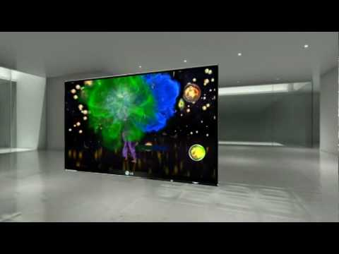 LG Commercial - Infinia Series 3D TV - 2010
