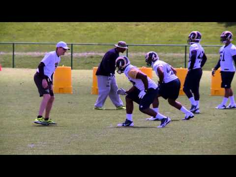 "Homosexueller Michael Sam entlassen - Entscheidung ""nur sportlich"" | NFL | Saint Louis Rams"