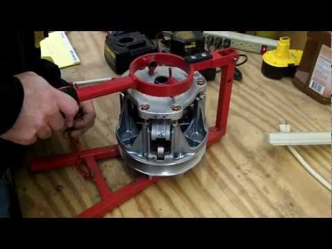 Polaris 850 Sportsman - EPI Clutch Kit Install